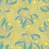 jakaś kolory istnieją deseniową kwiat wersję cztery Zdjęcia Stock