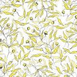 jakaś kolory istnieją deseniową kwiat wersję cztery Zdjęcie Stock