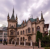 Jakab Palace in Kosice, Slovakia Stock Photos