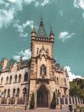 Jakabov Palac/het paleis van Jakab ` s stock afbeelding