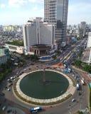 Jakarta al bundaran HI fotografia stock libera da diritti