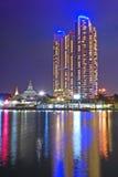 Jakarta beach Stock Image