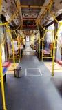 Jakarta-Bus Lizenzfreies Stockfoto