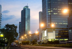 Jakarta Central Royalty Free Stock Image