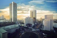Jakarta City Royalty Free Stock Photos