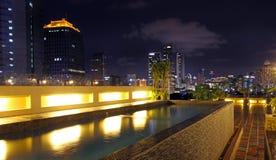 Jakarta City Skyline Royalty Free Stock Photo