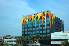 jakarta 27 de mayo de 2017 Alexis Hotel Fotos de archivo