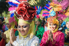 Jakarta fashion carnival Stock Photo