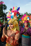Jakarta fashion carnival Royalty Free Stock Photography