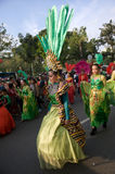 Jakarta fashion carnival Royalty Free Stock Images