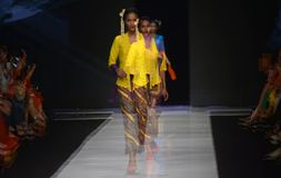 Jakarta Fashion Week 2014 Royalty Free Stock Image