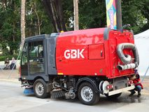 GBK sports complex in Senayan. royalty free stock photos