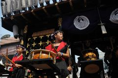 Festival of culinary arts and culture of Japan. JAKARTA, INDONESIA - Festival of culinary arts and culture of Japan, Ennichisai held in Jakarta, Indonesia on Stock Photography