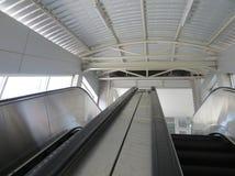 Escalators in Jakarta Royalty Free Stock Photography