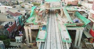 Railroad project for Light Rail Transit