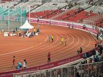 GBK sports complex in Senayan. royalty free stock photo