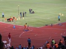 GBK sports complex in Senayan. stock photos