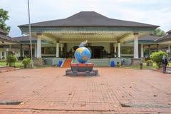 Jakarta, Indonesia, Taman Mini Park - `beautiful Indonesia in miniature`. Museum Perangko. Indonesia stamp Museum royalty free stock photography
