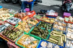 Jakarta, Indonesien Lizenzfreies Stockfoto