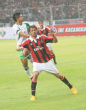 Italien und AC Mailand-Legende Paolo Maldini Lizenzfreies Stockfoto