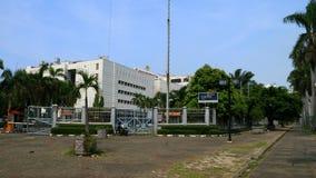 Jakarta-International-Ausstellung lizenzfreies stockfoto