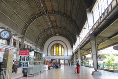 Jakarta Kota Station foto de stock