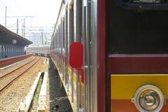 Jakarta Kota Station foto de archivo