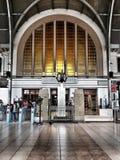 Jakarta Kota Station. The entrance gate of Jakarta Kota Station, Jakarta, Indonesia Royalty Free Stock Images