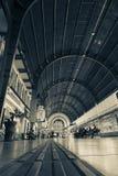 Jakarta Kota Train Station, Jakarta, Indonesia. stock photography