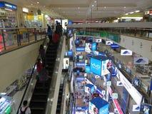 Jakarta-Markt von ccellular Telefonen stockbilder