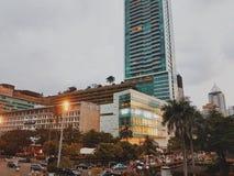 Jakarta marzo 2018 Fotografie Stock Libere da Diritti