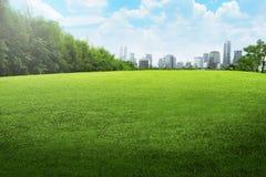 Jakarta-Stadt-Park Stockbild