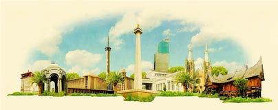 JAKARTA Stock Photography