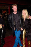 Jake Busey. Actor JAKE BUSEY & fiance KATE PRENDERGAST at the world premiere in Hollywood of The Family Man. 12DEC2000.   Paul Smith / Featureflash Stock Photos