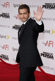 Jake Gyllenhaal. At the Los Angeles Premiere of `Prince Of Persia: The Sands Of Time` in Hollywood, California, United States on May 17, 2010 Royalty Free Stock Photos