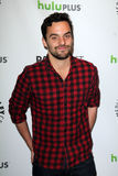 Jake Johnson. At New Girl at PaleyFest 2012, Saban Theatre, Beverly Hills, CA 03-05-12 Stock Photo