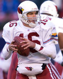Jake Plummer, Arizona Cardinals Royalty Free Stock Image