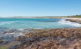 Jake's Point: Kalbarri, Western Australia Stock Image