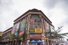 Jakel galleria på Shah Alam Arkivbilder