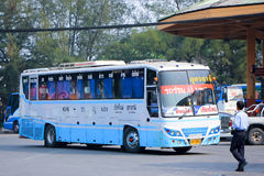 Jakkapongtour company route Udon thani and Chiangmai Royalty Free Stock Images