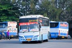 Jakkapongtour company route Udon thani and Chiangmai Royalty Free Stock Photo
