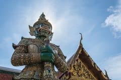 Jakken Wat Pra Kaew Royalty-vrije Stock Afbeeldingen