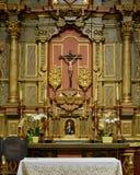 jako De misja Francisco s San zdjęcie royalty free