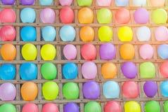 jako kolorowi balonów cele Fotografia Stock