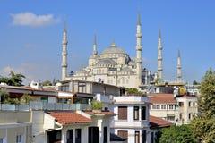 jako niebieski camii sławny Istanbul meczetu najbardziej indyka sultanahmet Zdjęcia Stock