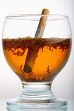 jako papieros doprawiający słomiany herbaciany tytoń Fotografia Royalty Free