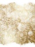 jako tła bożych narodzeń złota ilustracja 10 eps Obrazy Stock