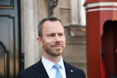 JAKOB ELLEMANN_NEW STATSRÅD arkivbilder