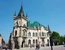 Jakob pałac w Kosice, Sistani fotografia royalty free
