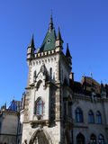 Jakob Palace. City Kosice in Slovakia Royalty Free Stock Images